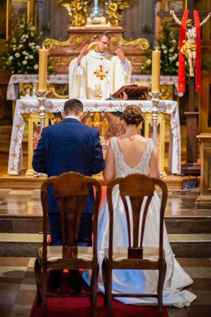 Ślub i wesele w centrum Warszawy - kościół św. Anny, Pałac Ślubów, Pałac Prymasowski 7