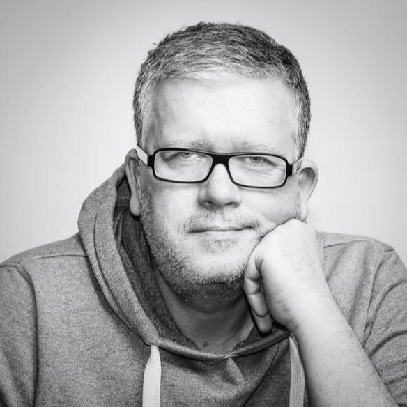 Marcel Zaborski fotograf ślubny, portret